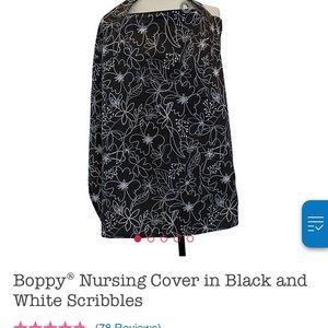 NWOT Boppy Nursing Cover